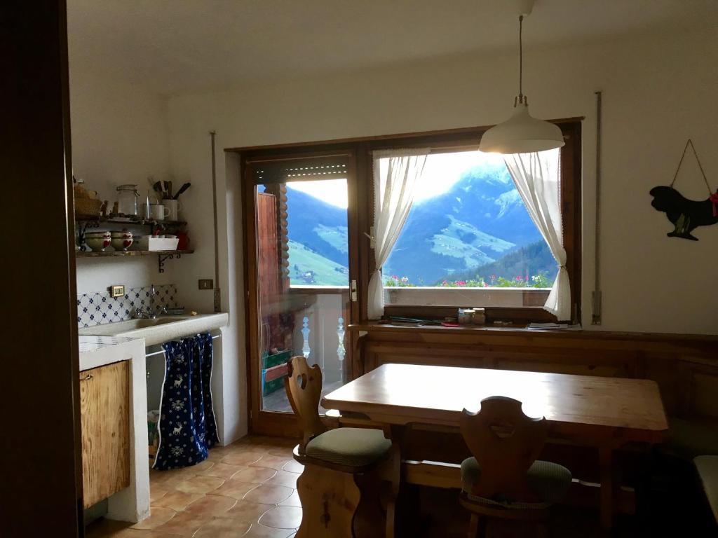 Appartamento Ciornadu, San Vigilio Di Marebbe – Prezzi ...