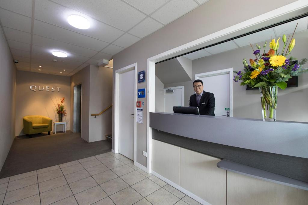 Quest On Ward Serviced Apartments