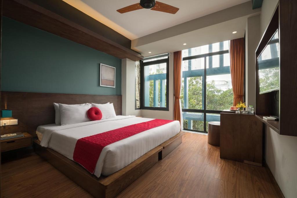 Suite có giường cỡ King