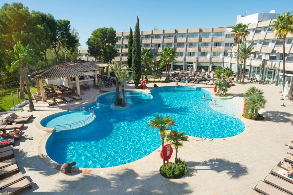 The swimming pool at or near Mar Hotels Rosa del Mar & Spa