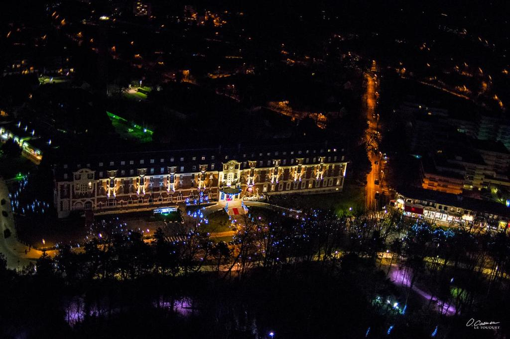Hotel Barriere Le Westminster Le Touquet Paris Plage France