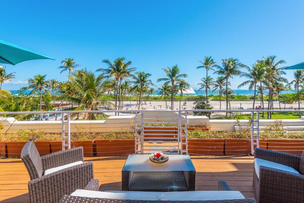 Ocean Drive Suites Miami Beach Fl