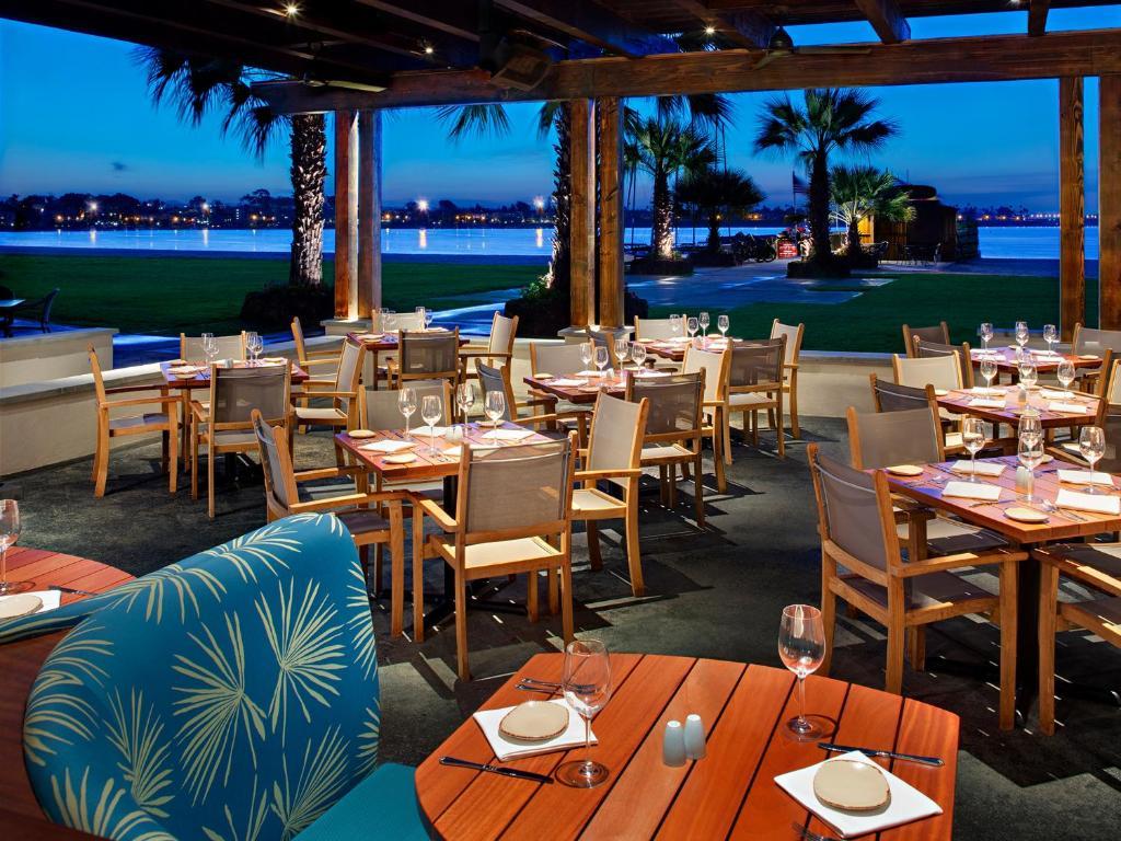 Hotels In San Diego >> Catamaran Resort Hotel And Spa San Diego Paivitetyt