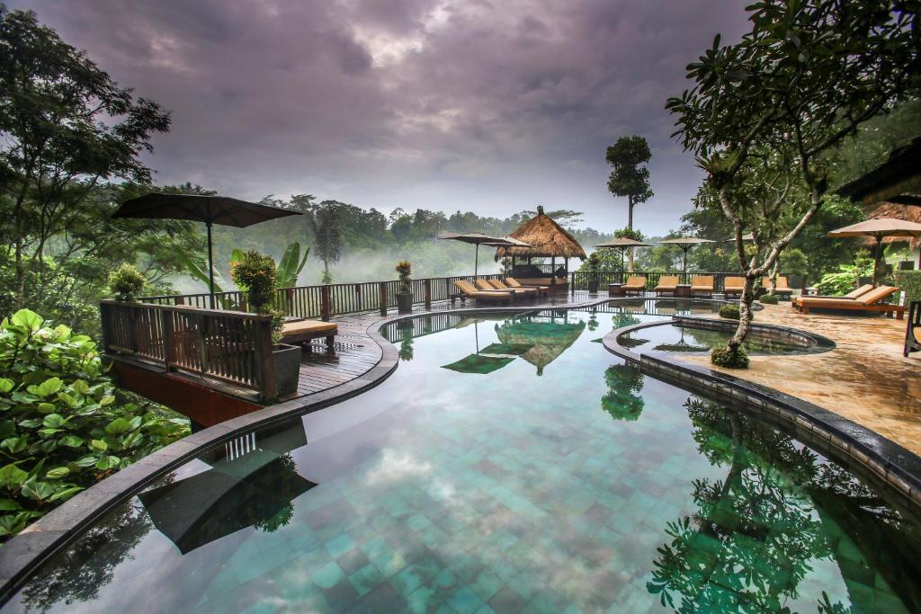 Nandini Jungle Resort Spa Bali Payangan Indonesia