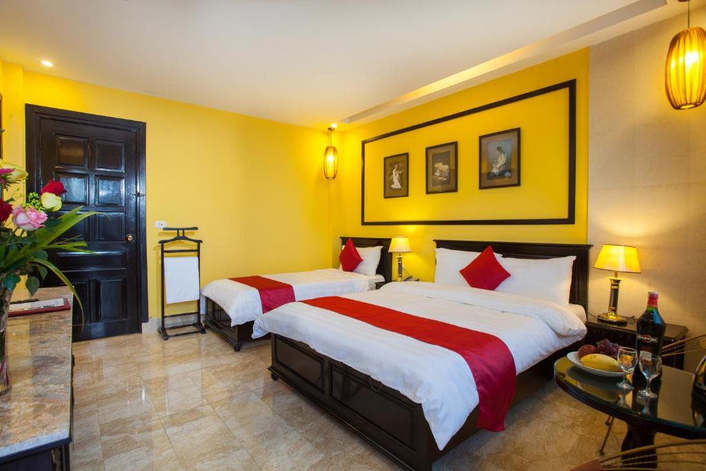 Icon 36 Hotel (Formerly Sapa Summit Hotel)
