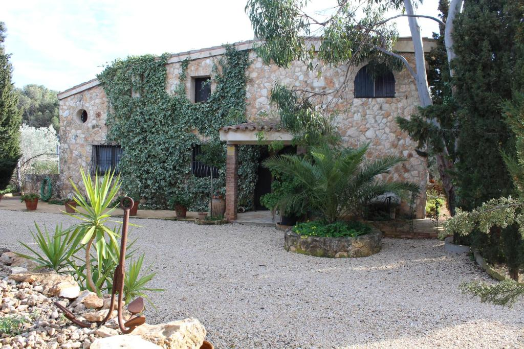 Villa Casa Can Flaires, LAmetlla de Mar, Spain - Booking.com