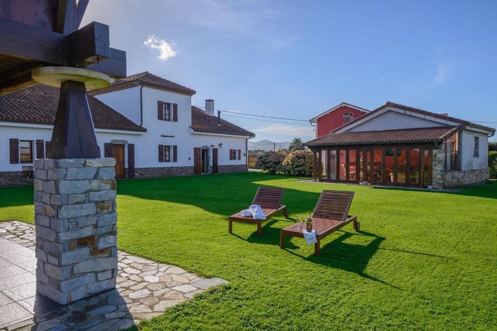 Casa de campo Cai Llope (España Oviñana) - Booking.com