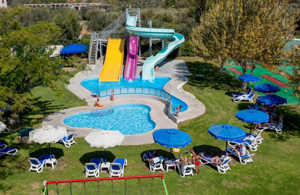 A view of the pool at Dessole Lippia Golf - All Inclusive or nearby