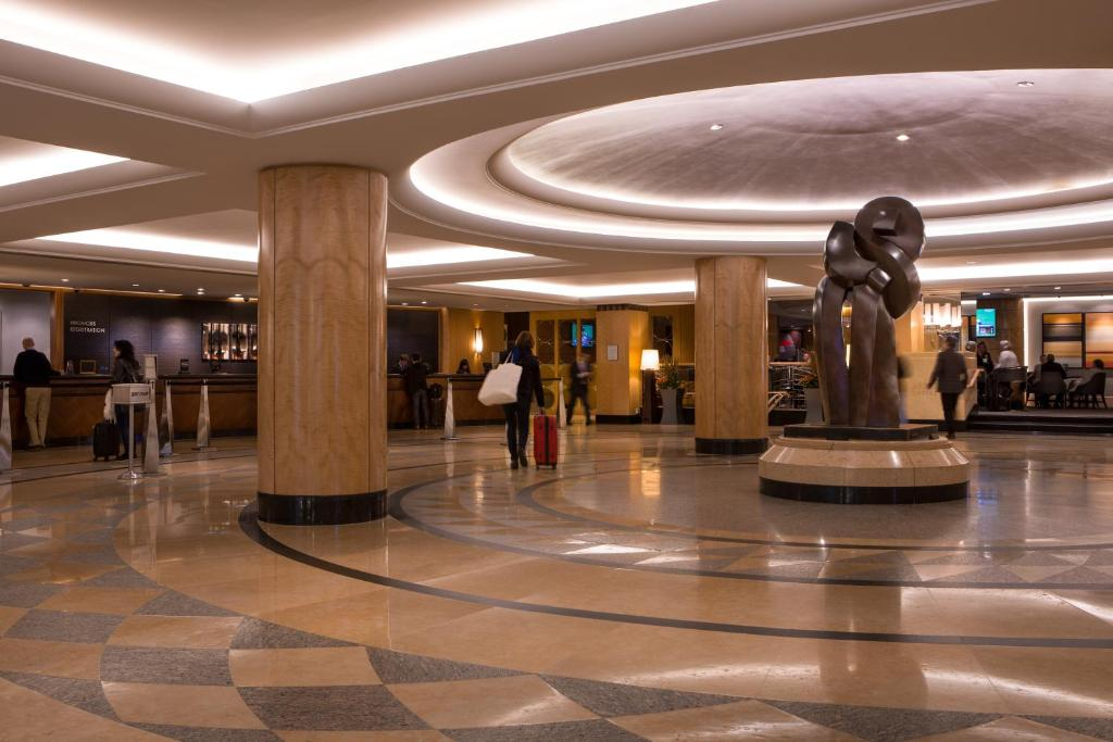 Hall o reception di New York Hilton Midtown