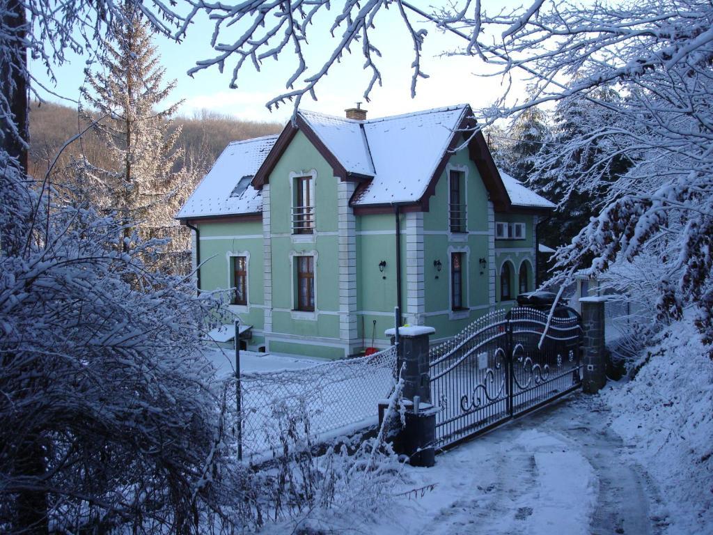 Hlavná stránka. Penzión May House sa nachádza v Modre, 10 km od hradu Červený Kameň.