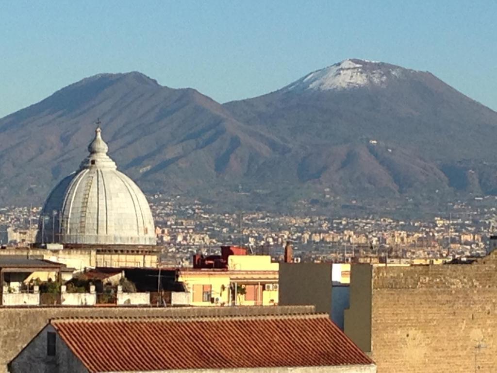 Apartment Terrazza Vesuvio Naples Italy Booking Com