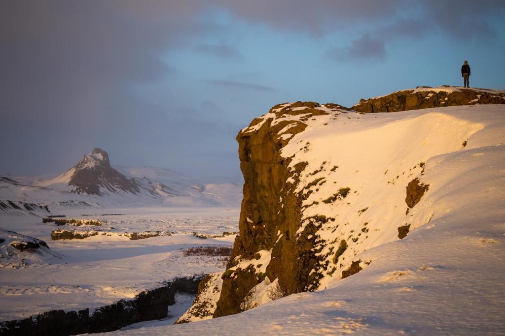 The Volcano Huts Thórsmörk