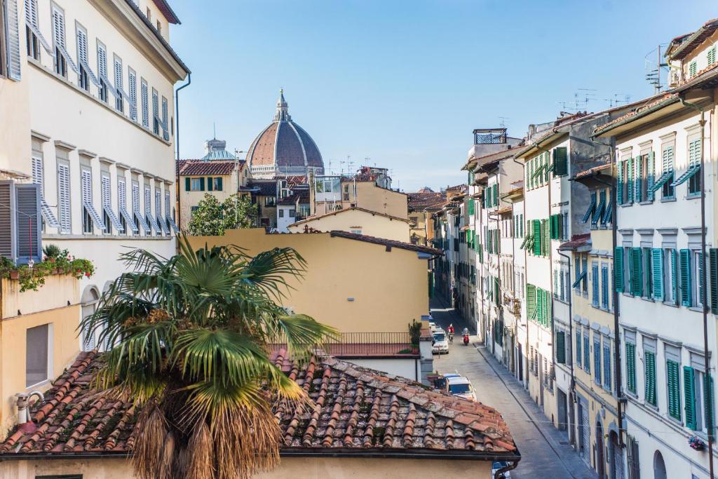 Apartment La Terrazza Sul Tetto Florence Italy Booking Com
