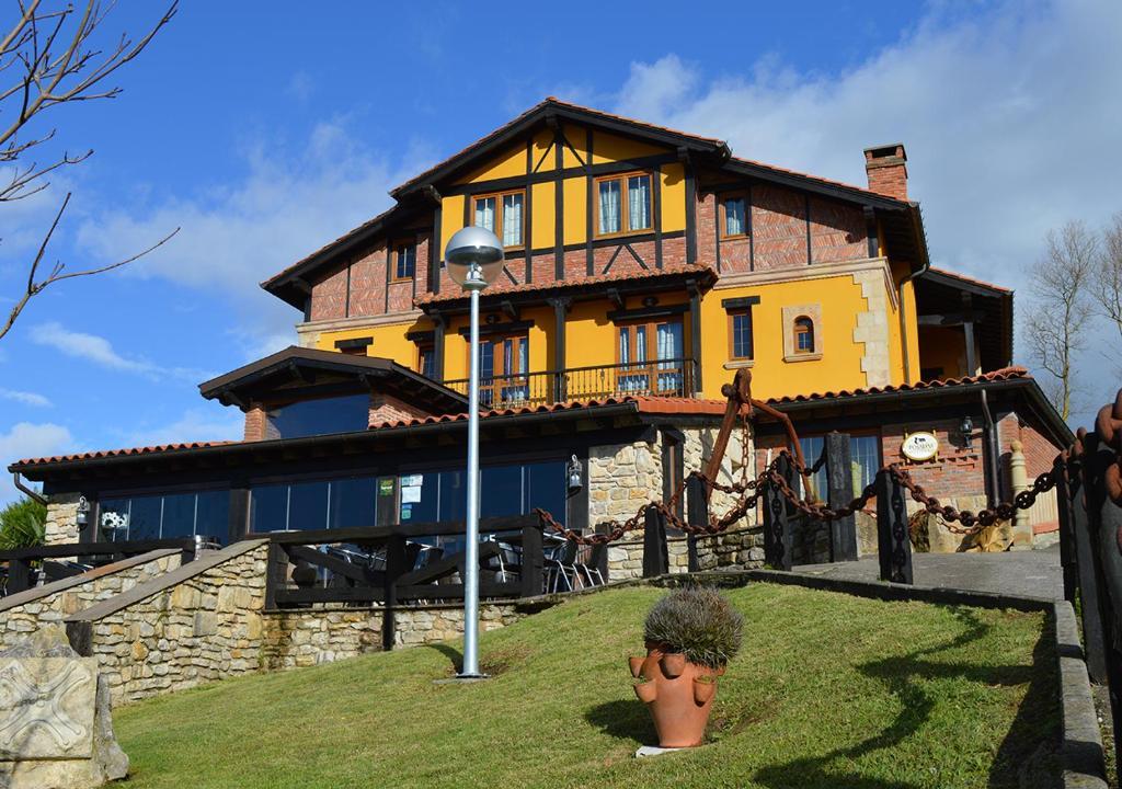 Casa de campo Posada El Valle (España Ongayo) - Booking.com