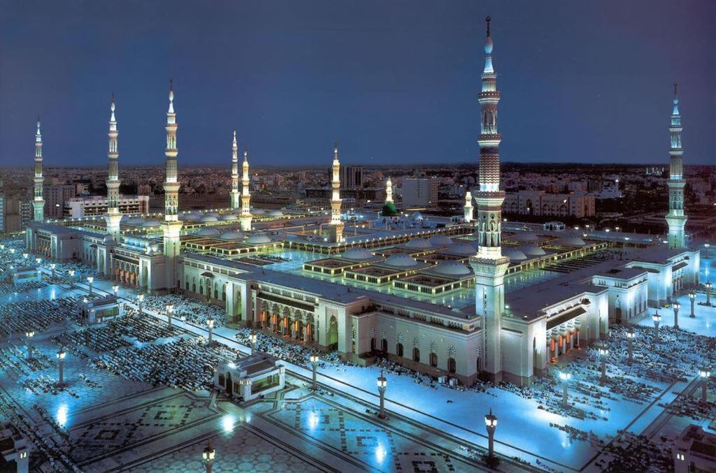 Image result for Medina - Saudi Arabia