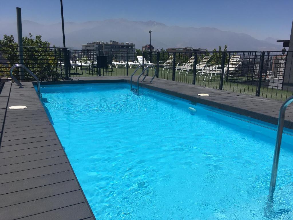 A piscina localizada em Departamento San Diego ou nos arredores