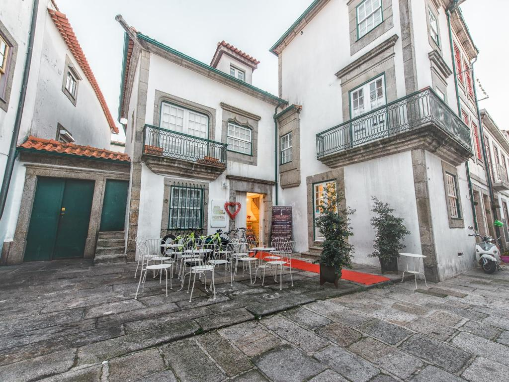 Albergue Maçã de Eva (Portugal Viana do Castelo) - Booking.com