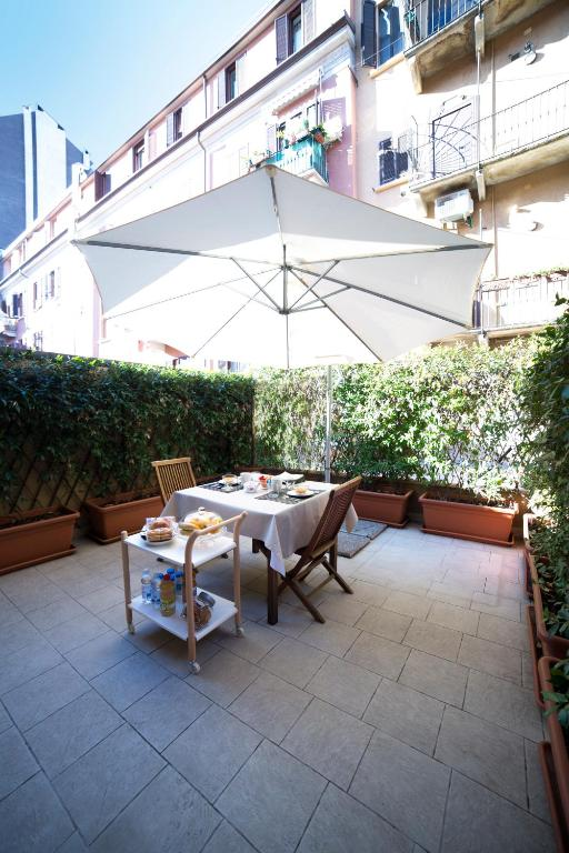 B B Terrazza Baires In The Heart Of Milan Italy Booking Com
