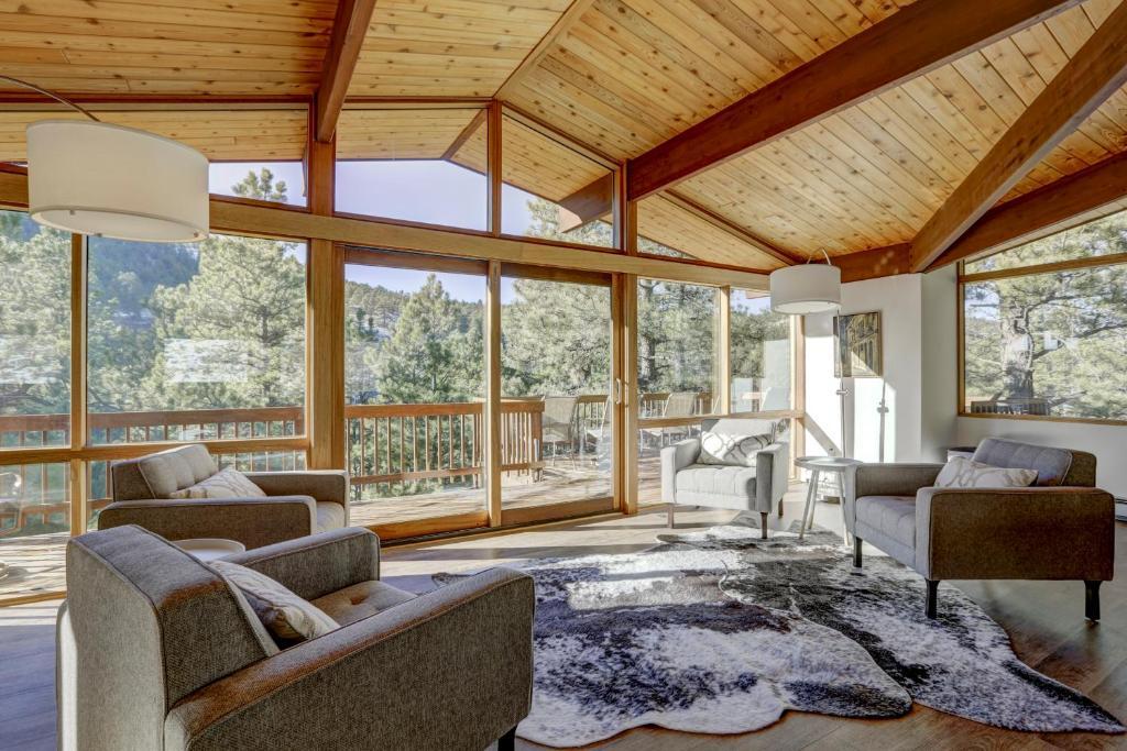 Astounding Vacation Home The Deck House Boulder Co Booking Com Home Interior And Landscaping Ologienasavecom