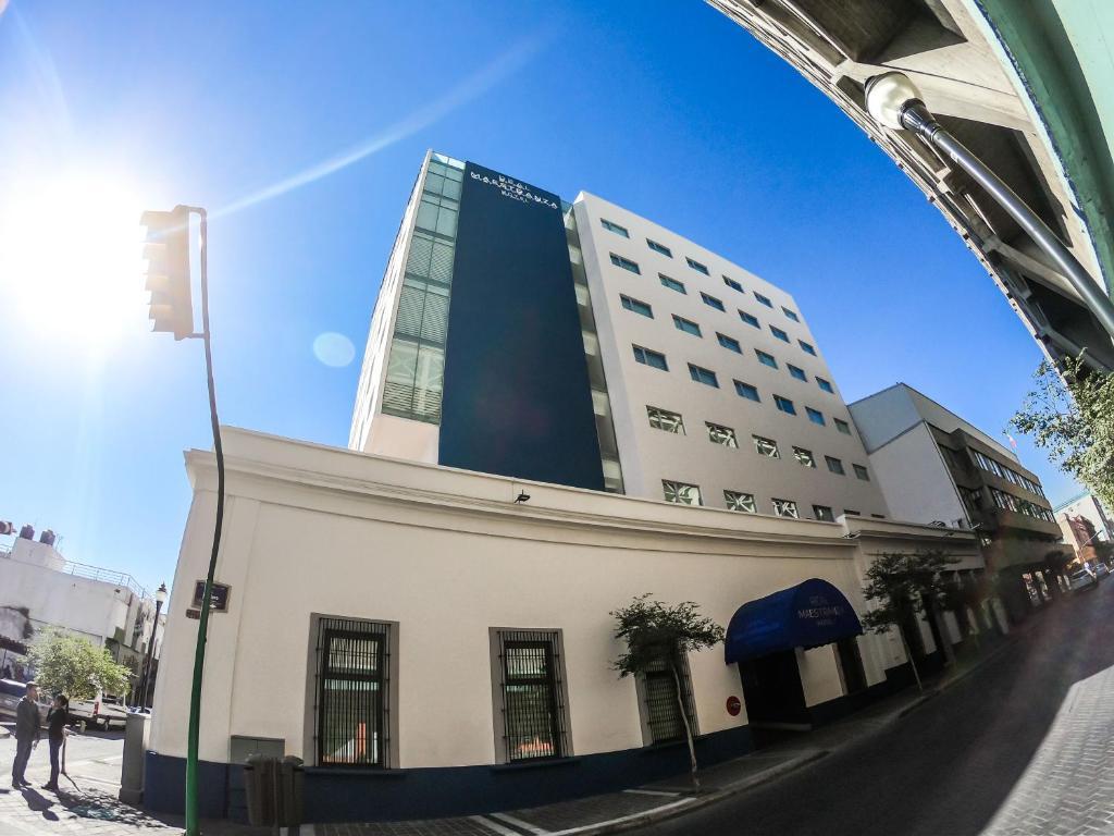 Hotel Real Maestranza (México Guadalajara) - Booking.com