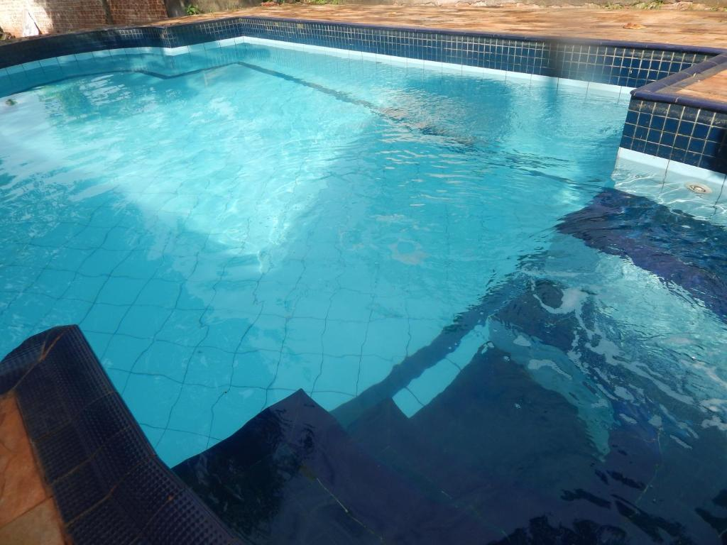 The swimming pool at or near Casa Mainunby