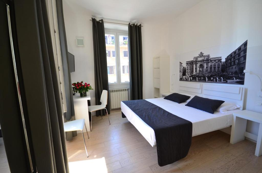 Guesthouse Terrazza Su Trastevere Rome Italy Booking Com