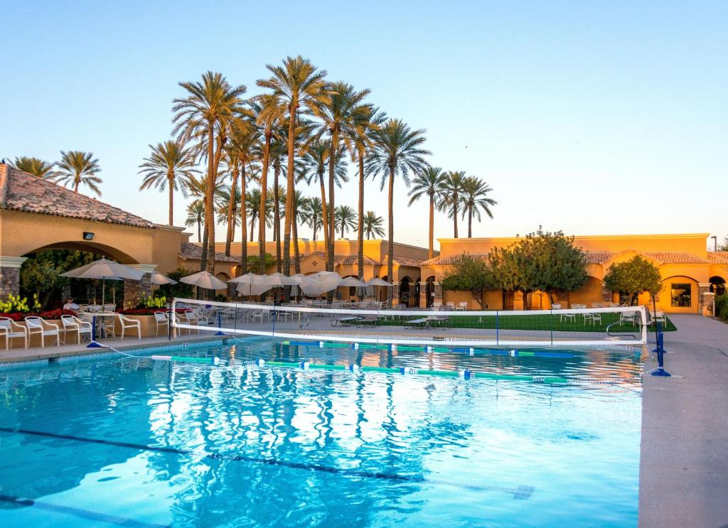 Palm Creek Golf & RV Resort, Casa Grande, AZ - Booking.com
