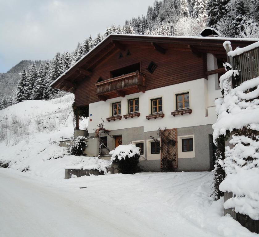 Ferienwohnung am Sonnseitweg im Winter