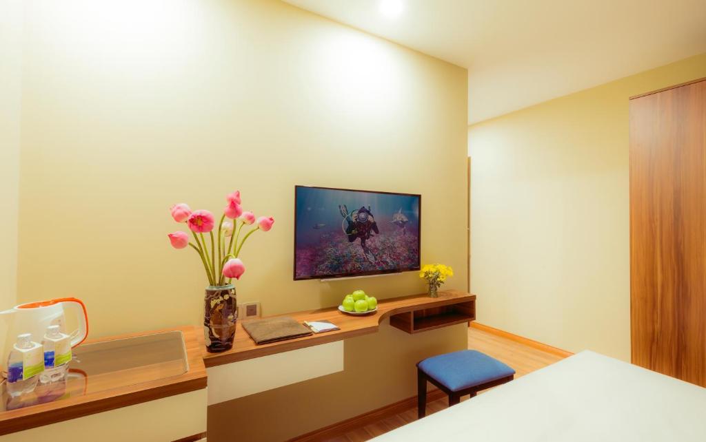 Phòng Executive Giường Đôi/2 Giường Đơn