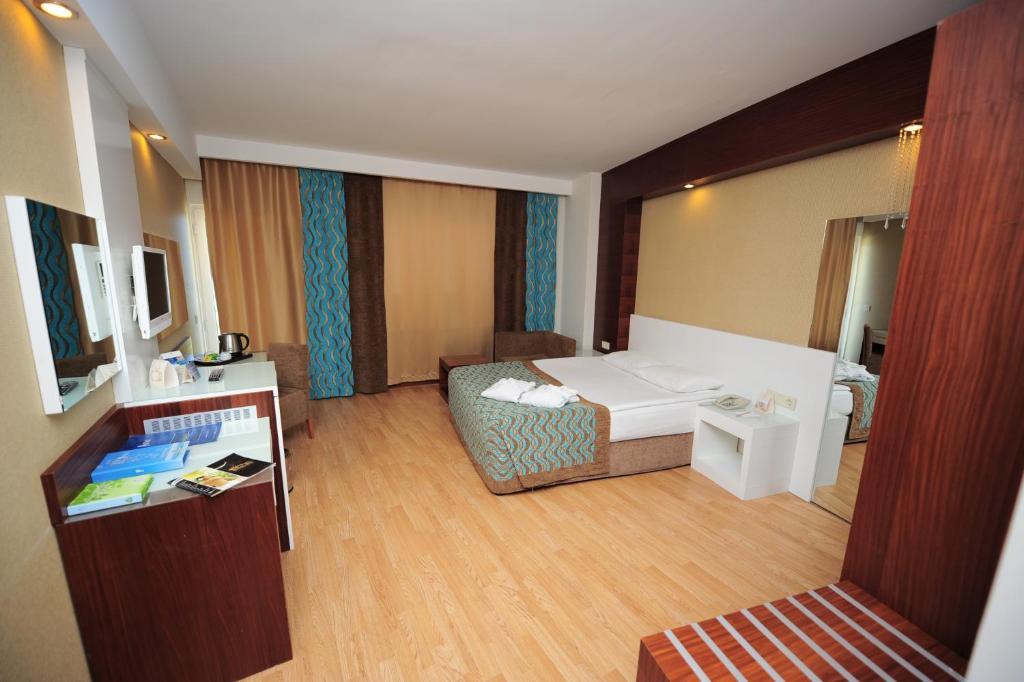 Sea World Resort Spa Side Manavgat Kizilagac Turkey