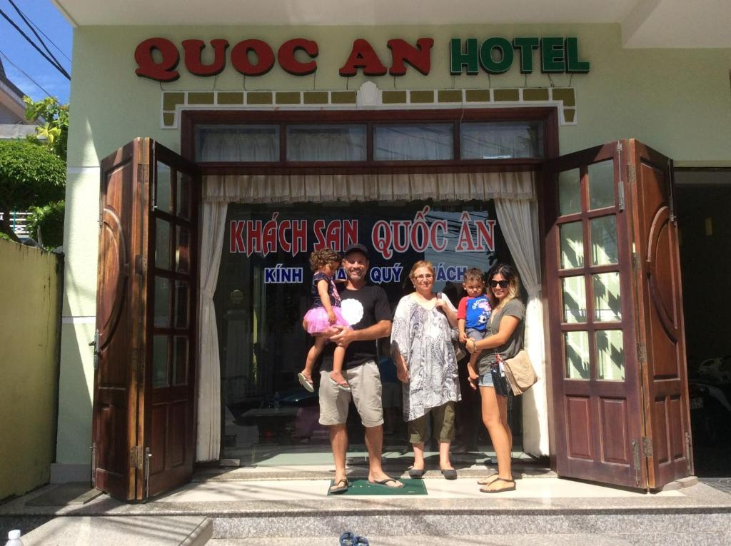 Quoc An Guesthouse