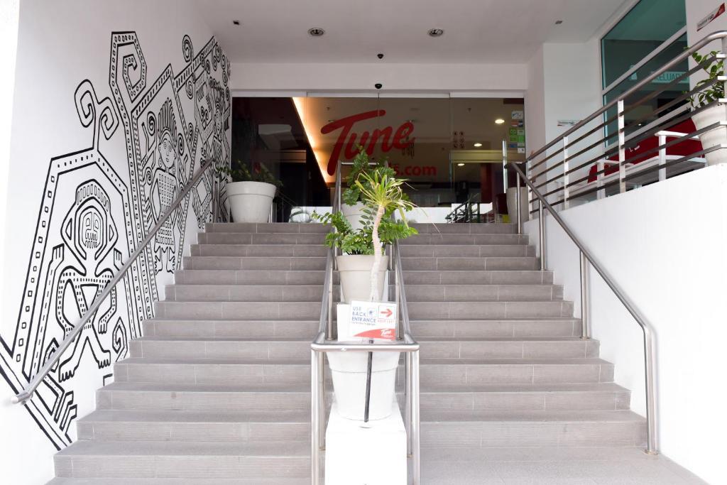 Hotel Tune Waterfront Kuching Malaysia Bookingcom