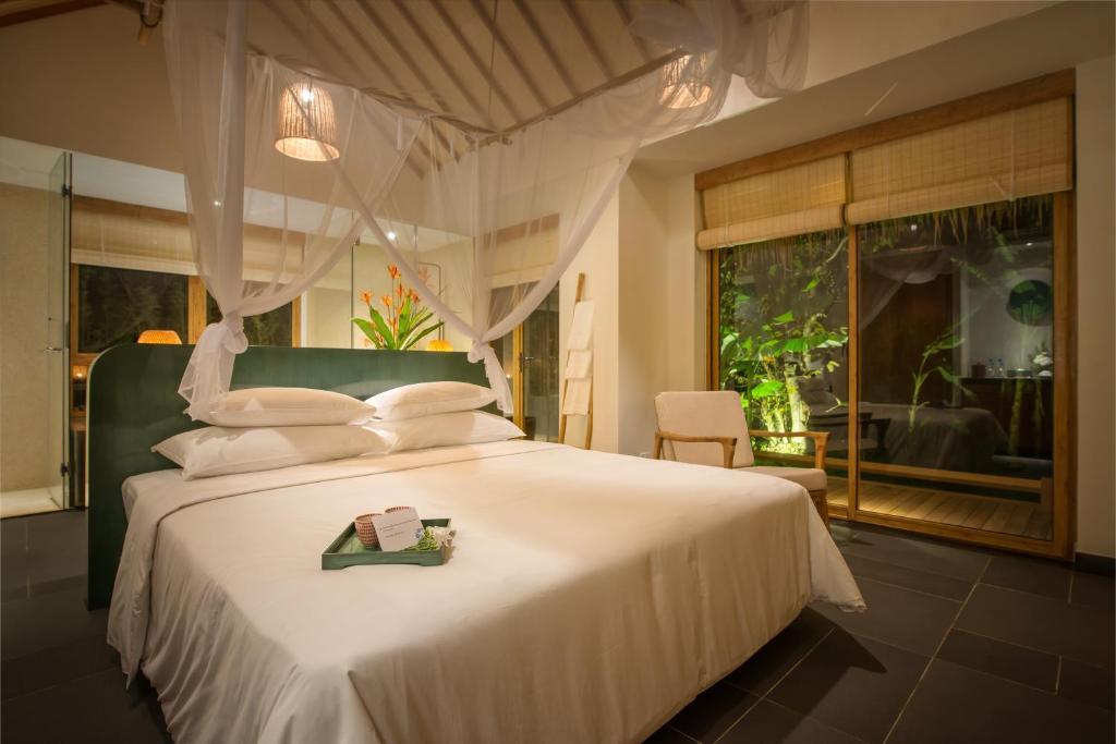 Gói Spa& Onsen - Bungalow 2 Phòng Ngủ