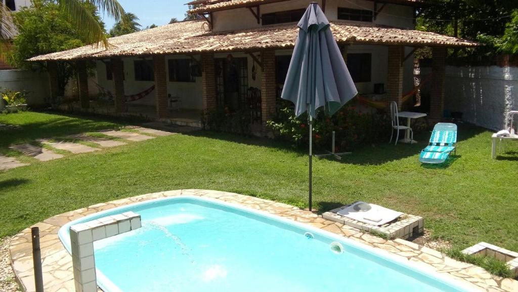 Casa c/ Piscina, Barra de Santo Antônio (fotos e avaliações ...