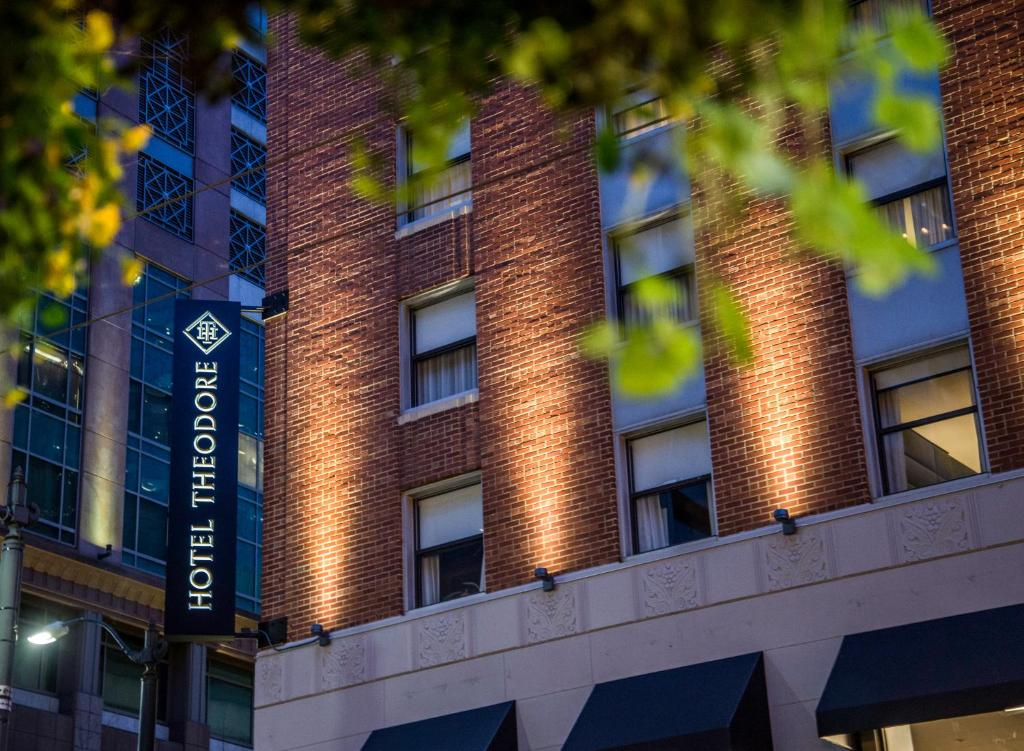 Hotels In Seattle >> Hotel Theodore Seattle Updated 2019 Prices