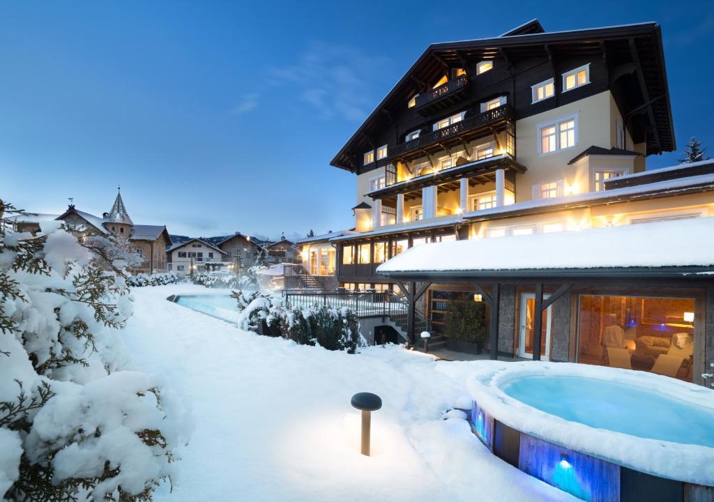 Hotel Villa Kastelruth, Castelrotto – Prezzi aggiornati per ...