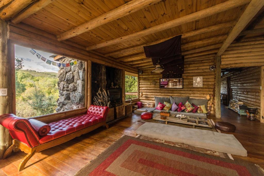 Tierra Sagrada Eco Lodge (Argentinië La Población) - Booking.com