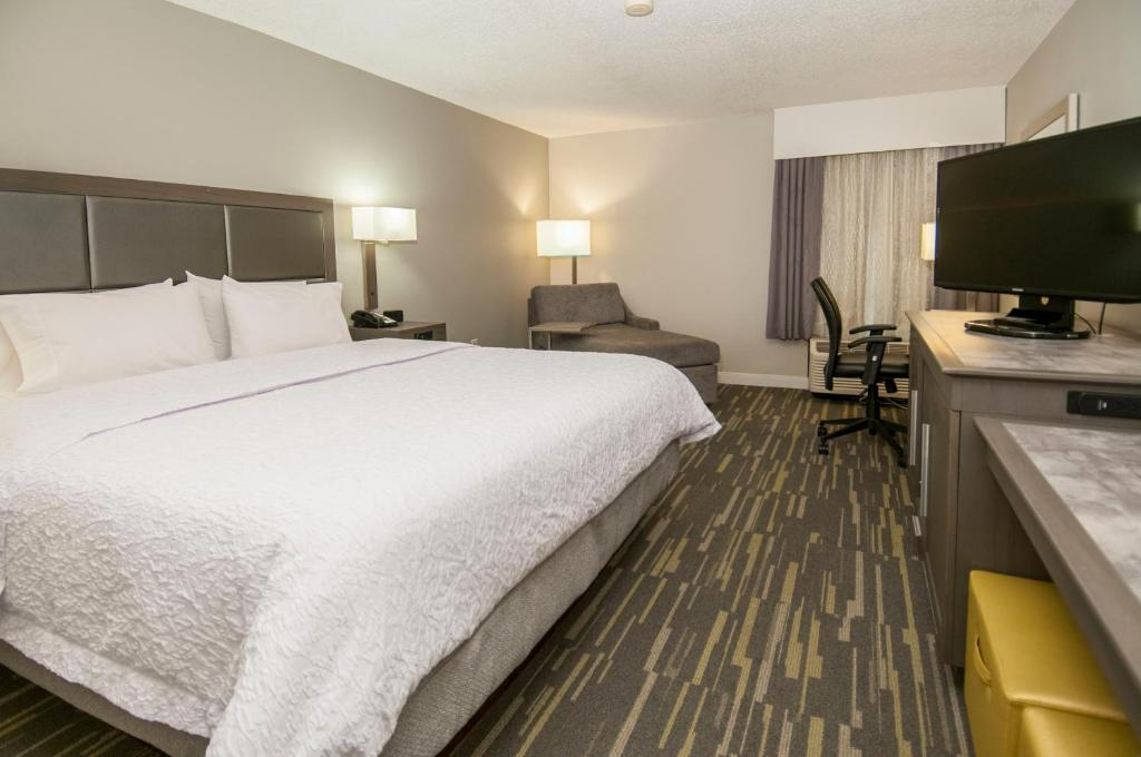 Hampton Inn Shreveport/Bossier City, Bossier City – Updated ...