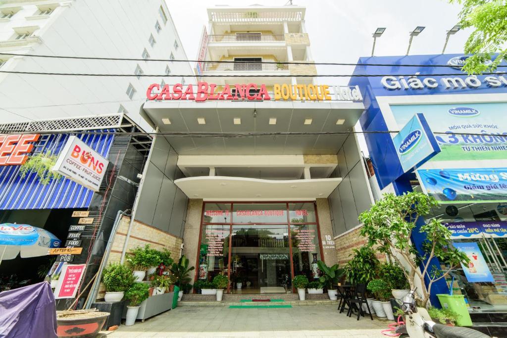 Casablanca Boutique hotel