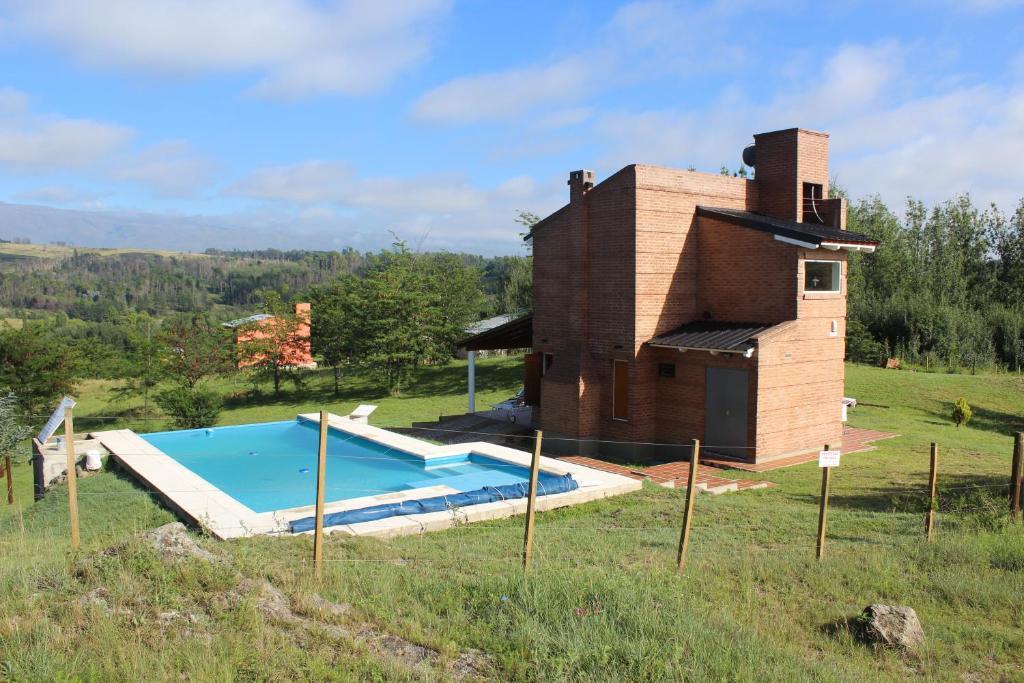 Casa de campo Aires de Campo (Argentina Villa Yacanto ...