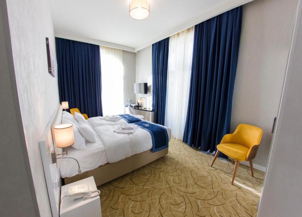 هتل تریبکا