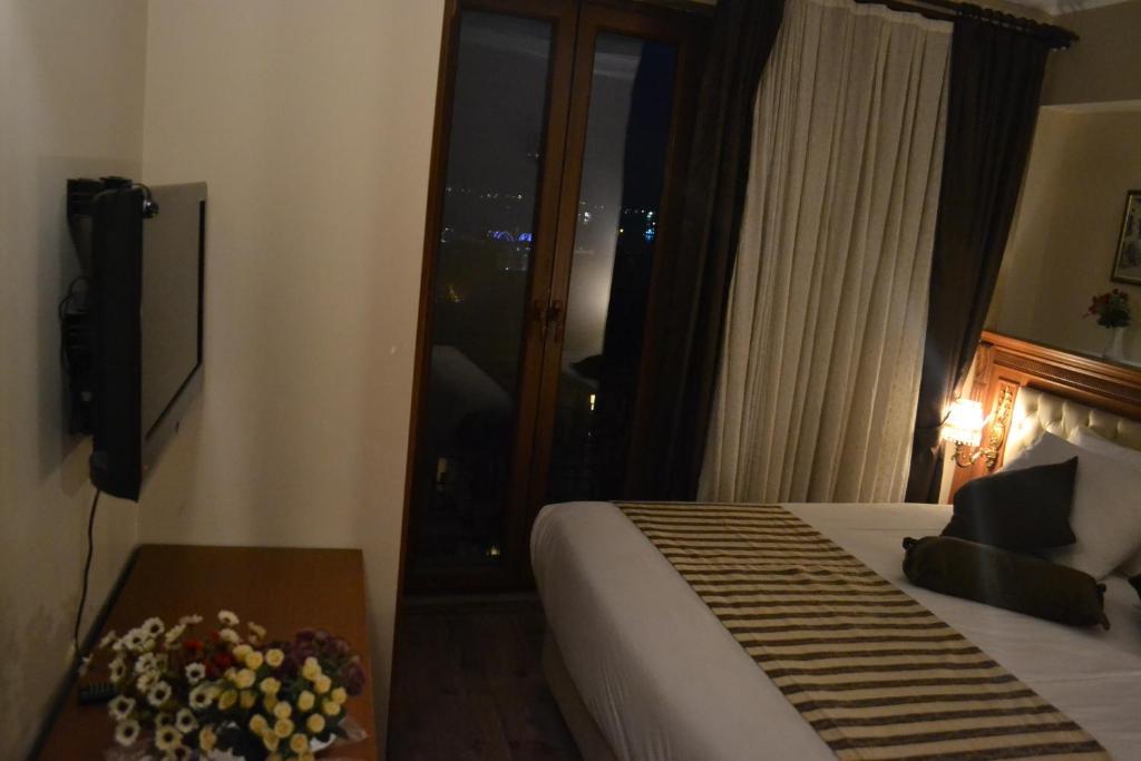 Ванная комната в Seven Days Hotel - İstanbul