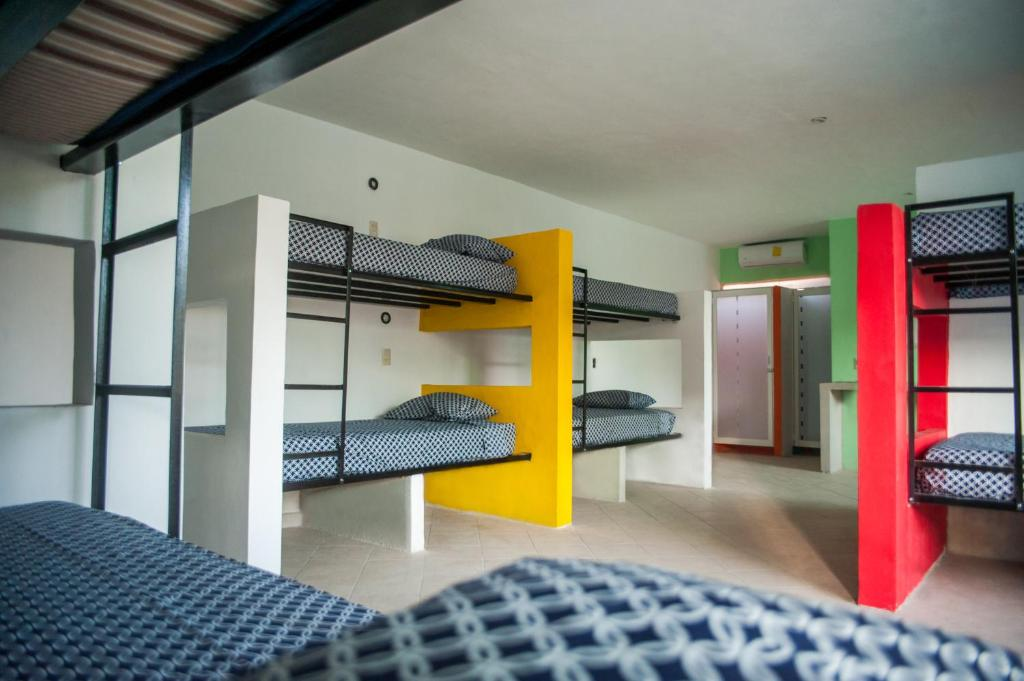 hostel cancun