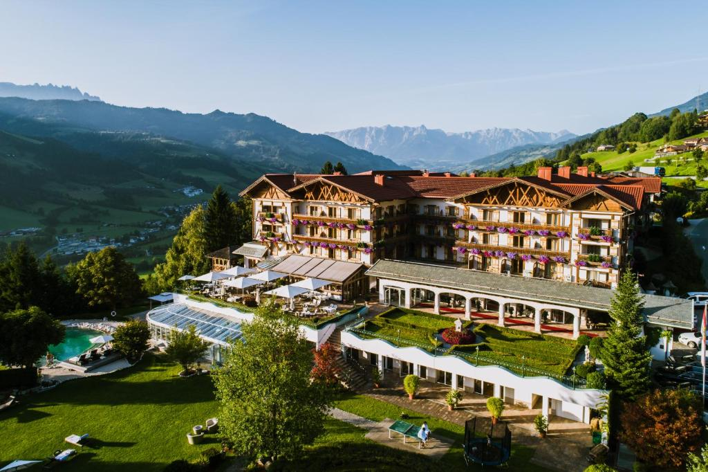 10 Best Hotels with Childcare in Sankt Johann im Pongau for