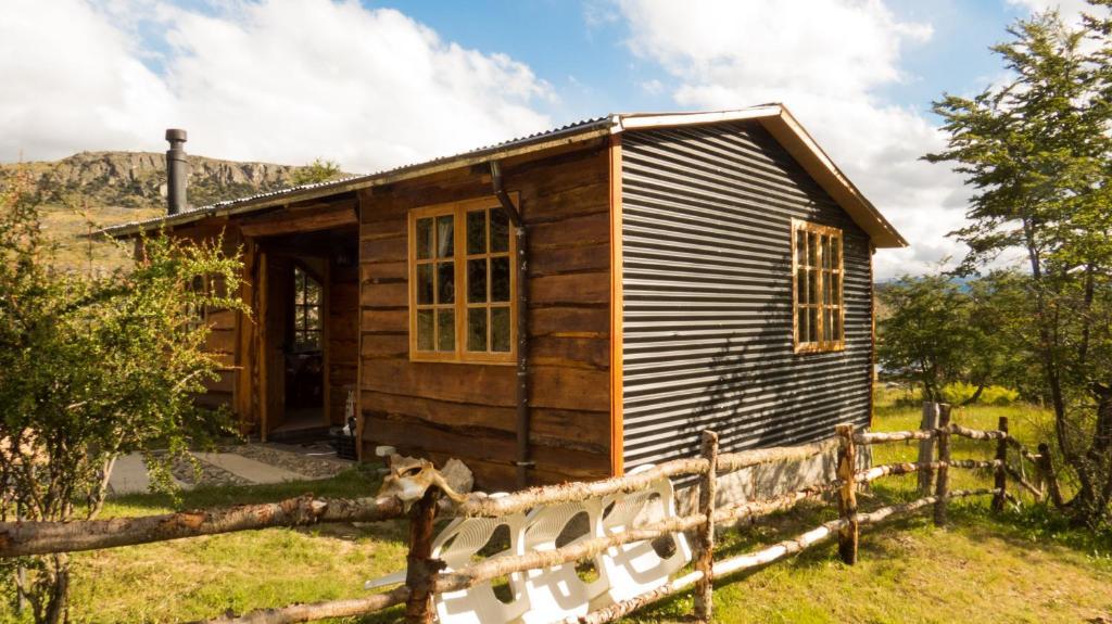 Cabañas Patagonino (Chile Cochrane) - Booking.com