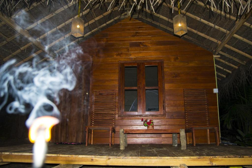 Homestay Heaven Natural Tent And Tree House Sigiriya Sri