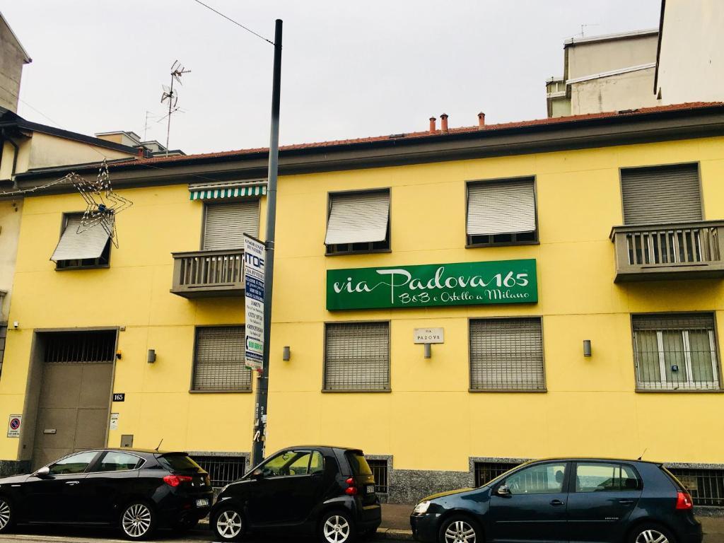 B B Via Padova Milan Italy Booking Com