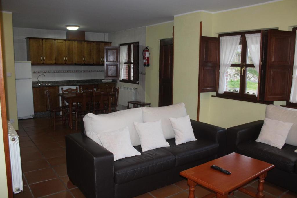 Casa de Campo Casa Aldea Balcon los (Espanha Arenas de ...
