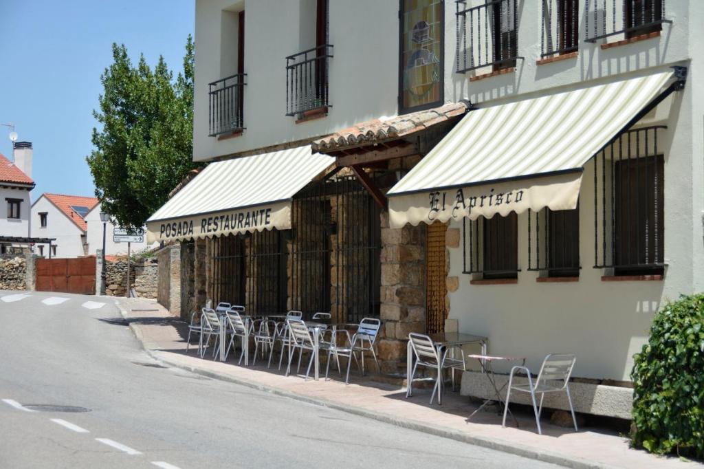 Pensión Posada Alojamientos El (España Manjirón) - Booking.com