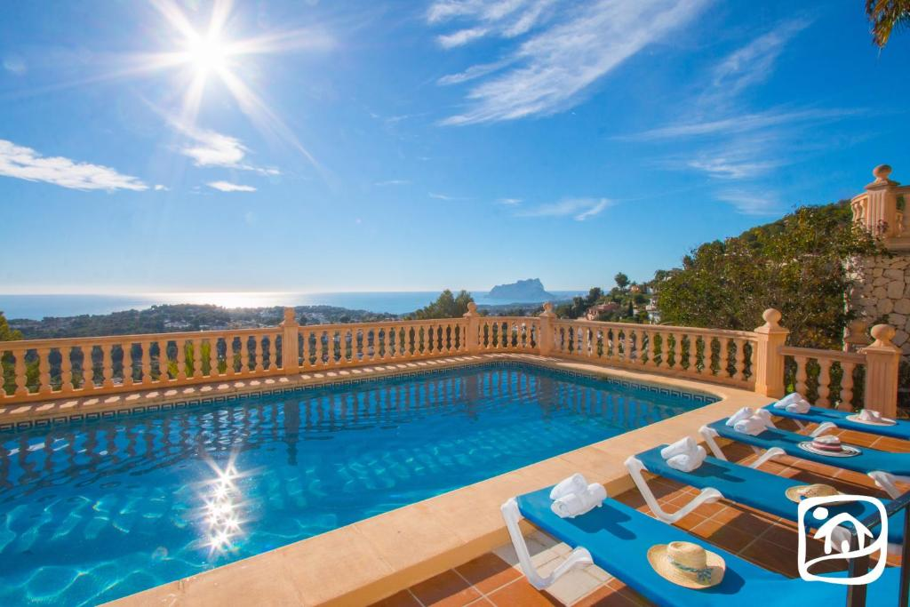 Abahana Villas Costa Blanca Bay (Spanje Moraira) - Booking.com